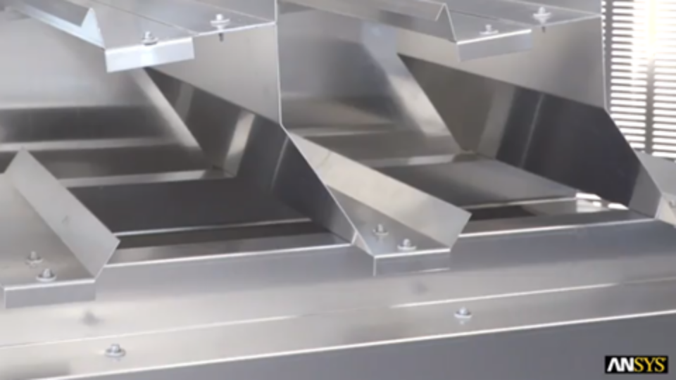 This natural ventilation solutions firm illustrates what a game changer the  ANSYS system is